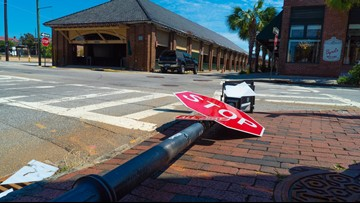 Downtown Charleston ready to get back to business after Hurricane Dorian