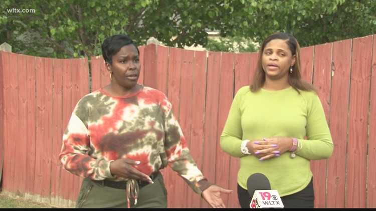 Women heard in viral neighborhood video speak out