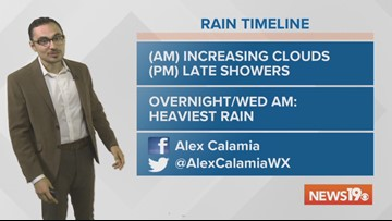 Alex Web Weather 10-15-2019