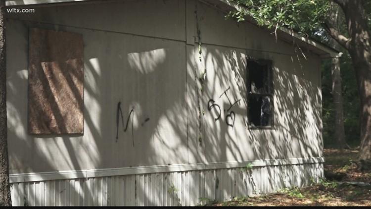 Orangeburg residents say abandoned trailer bringing in unwanted visitors
