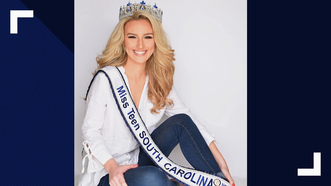Irmo student to compete for an international beauty queen title