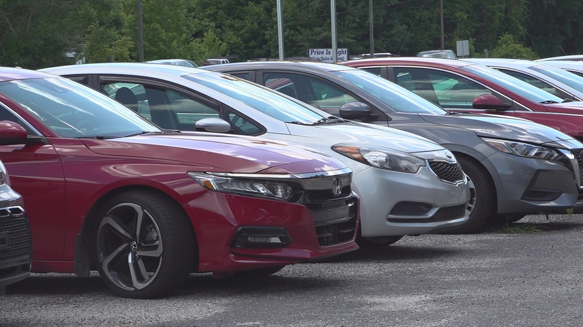 New or used? Why car lot prices are higher right now