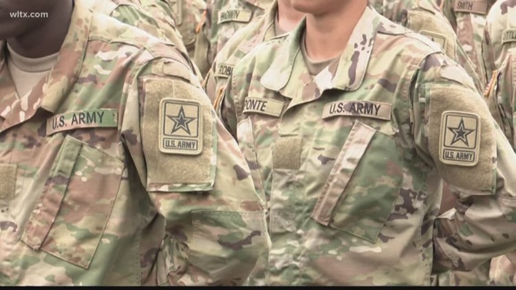 S.C. National Guard to grand marshal Columbia Veterans Day Parade