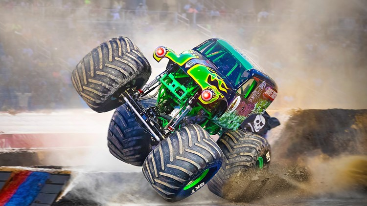 Monster Jam returning to Colonial Life Arena April 9-11