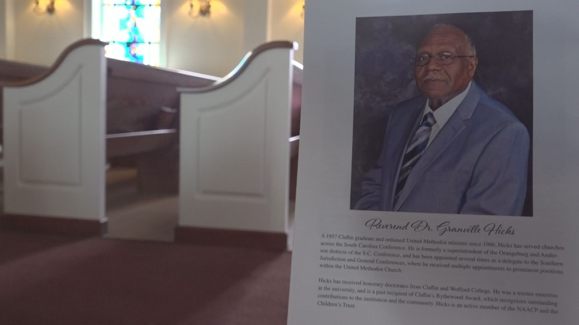 Pastors from across South Carolina join together to discuss prison reform