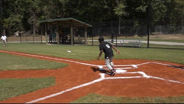 'They are worthy': New baseball field gives hope to Columbia neighborhood