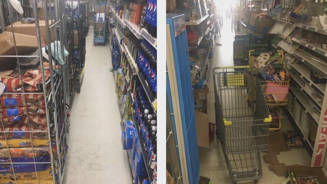 South Congaree Dollar General reopens after officials shut it down on Tuesday