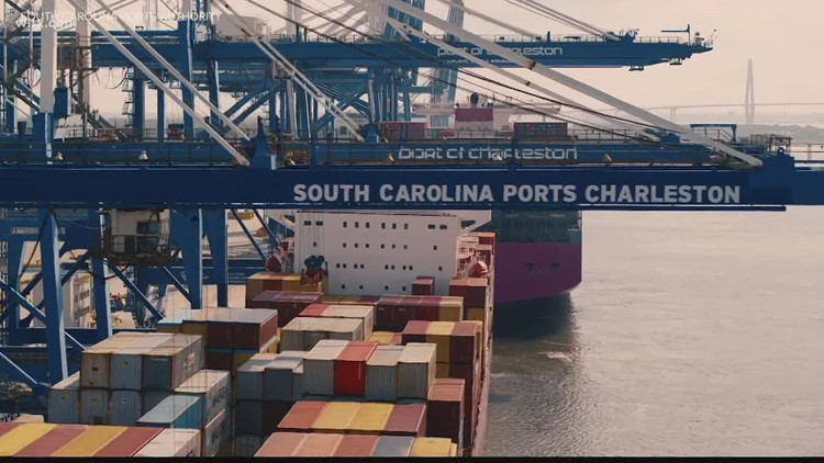 Supply chain crisis being felt locally in South Carolina
