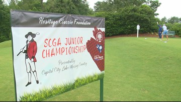 SCGA Junior Championship brings out the best in the state's junior golfers