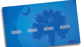 REMINDER: eWIC cards replace paper vouchers in Midlands grocery stores this week