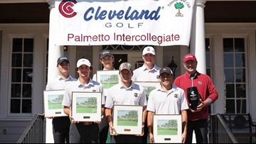 USC Golf Team Breaks Records In First Team Win Of The Year