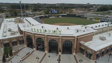 'We're not going anywhere':  Fireflies set to stay in Columbia