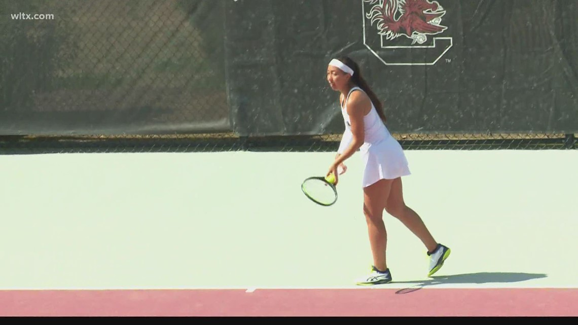 Gamecock women's tennis makes it 26 straight NCAA appearances