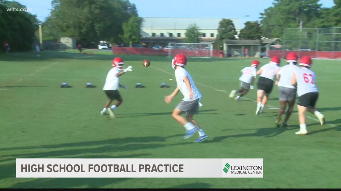 SCISA schools kick off preseason practice