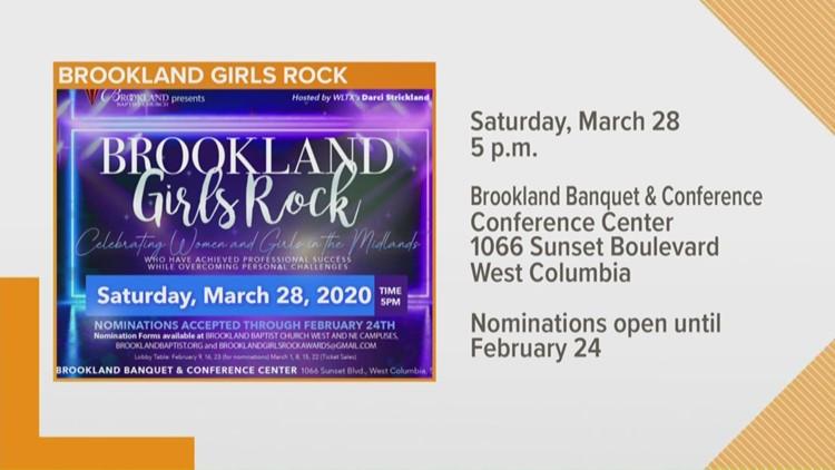 2nd annual Brookland Girls Rock