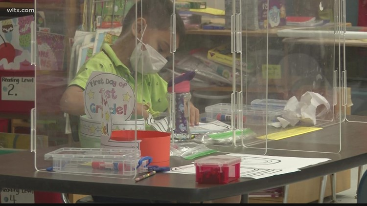Survey shows Lexington One parents overwhelmingly want temporary mandate for masks in schools