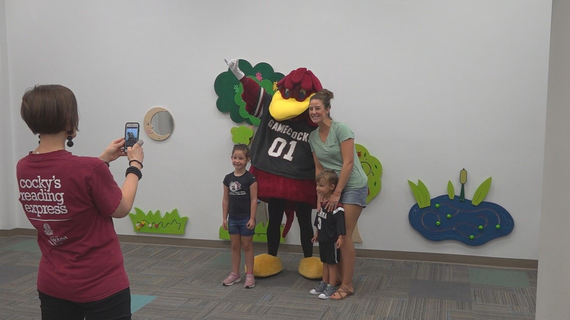 'It's just a really exciting program that has a big impact in South Carolina'