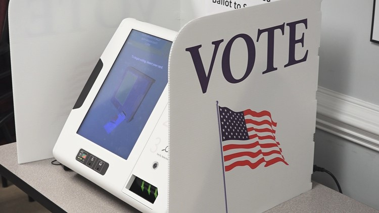 Election Commission pleased with new voting machines during November election