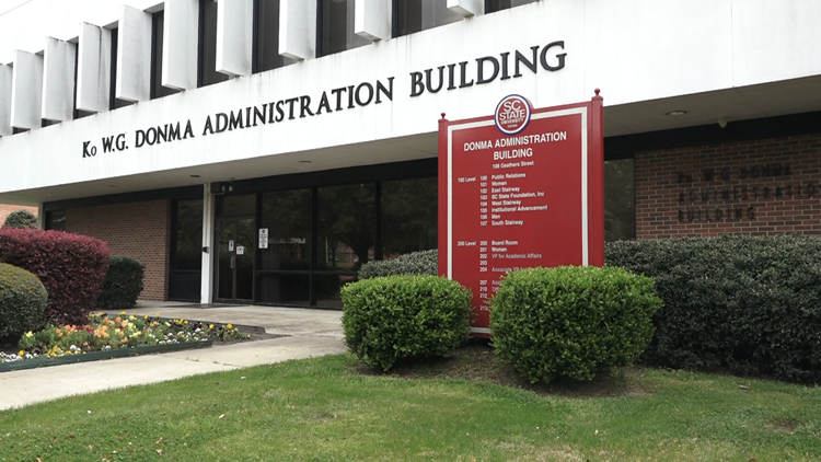 SC State University board holds special meeting to discuss employee matters