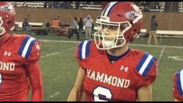 Hammond QB commits to Colorado State