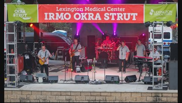 Irmo's Okra Strut Festival is right around the corner