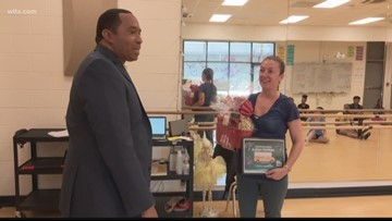 News19 teacher of the week: Alison Chapman