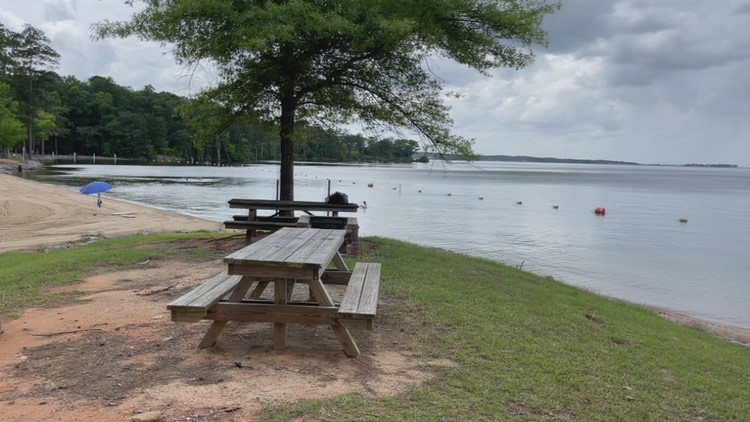 Lake Murray Park Reopens for the first time since start of pandemic