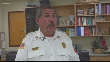 Irmo Fire Marshal talks fire prevention week