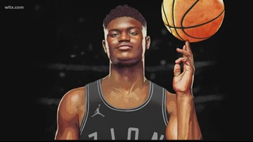 Zion inks deal with Nike