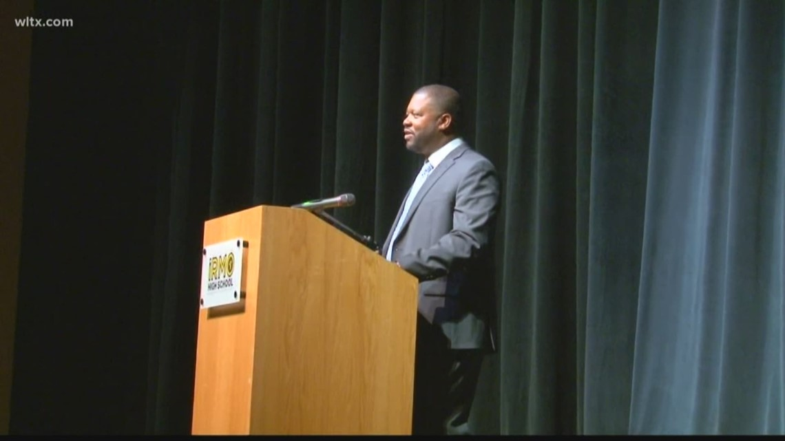 Meet Irmo's new head football coach