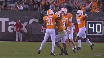 Airport alum comes up big in the clutch for Tennessee
