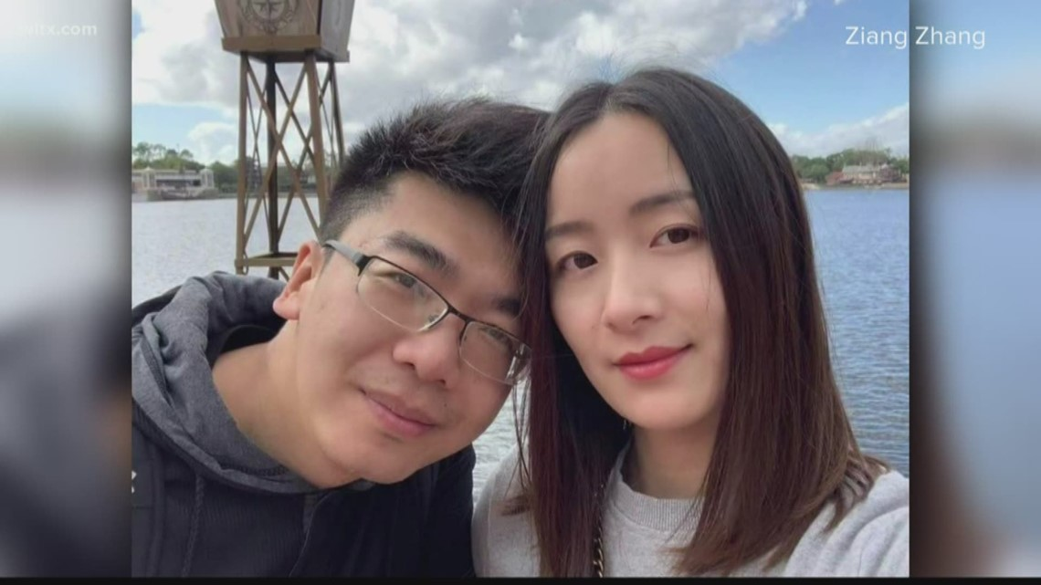 USC student's wife stuck in China amid travel bans