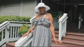 'Always know that you are special' breast cancer survivor shares positive message to others