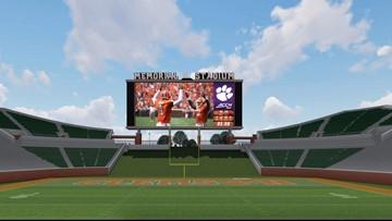 Major renovations coming to Clemson's football stadium