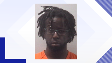 Suspect shot woman in car as they drove on Augusta Road, deputies say