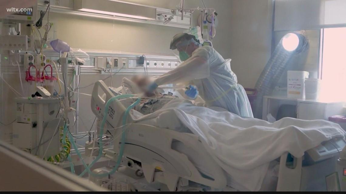 Hospitals across the Midlands begin to reach capacity