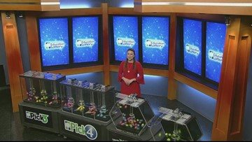 Evening Lottery Results Feb 14, 2019