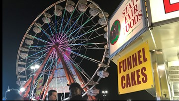 Youth curfew in effect daily at South Carolina State Fair