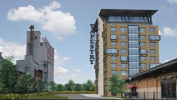 Columbia's Vista to get 4-star hotel