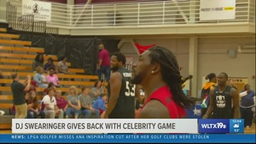 DJ Swearinger And Friends Give Back To The Midlands