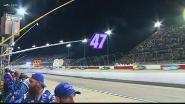 Darlington Raceway will be the site of NASCAR's return