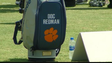 Doc Redman has a home game this week