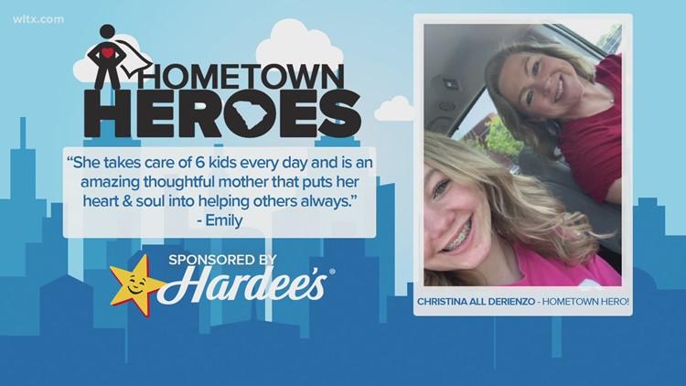 Hometown Hero: Christina All DeRienzo