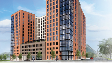 Columbia Development Commission to discuss proposed 15-story Assembly Street student housing project