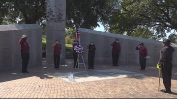'Never forget': Veterans honor fallen soldiers ahead of Memorial Day