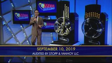 Mega Millions Sept 10, 2019