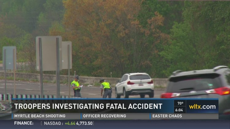 Troopers Investigating Fatal Accident
