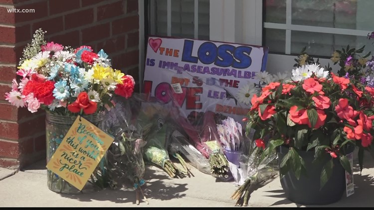 Prayer vigil for those killed in Rock Hill mass shooting