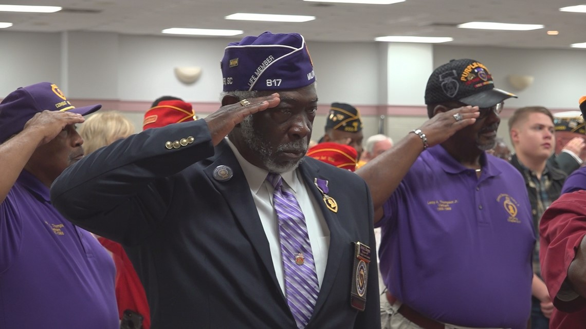 'This is your day': Sumter honors the fallen on Memorial Day