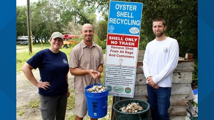 Recycling Your Oyster Shells